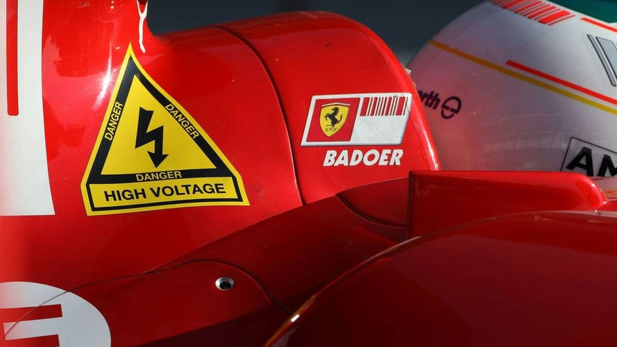 Ferrari to use KERS throughout 2011 season