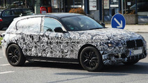2011 BMW 135i Hatchback Spy Photos