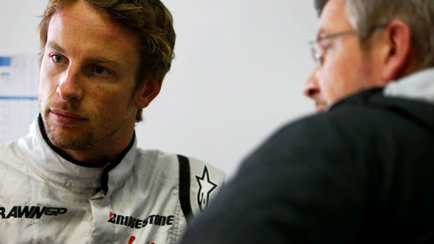 Button angry but boss excited by Abu Dhabi showdown