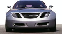 Saab 9-X concept, Frankfurt IAA debut 2001
