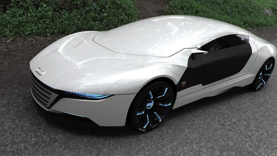 Audi A9 Concept Design Study