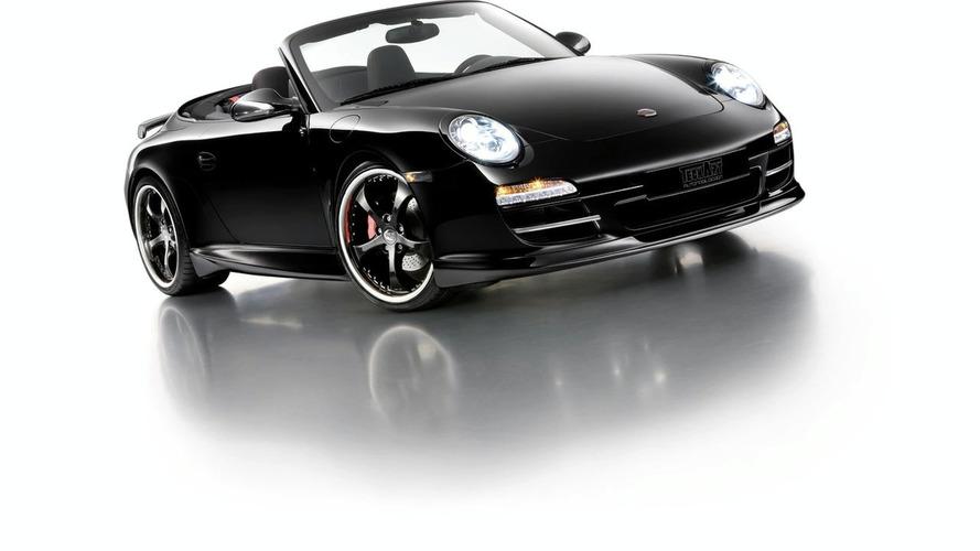 TechArt Porsche 997 Facelift Program for 2009 4S Cabriolet