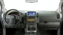 2011 Nissan Navara Facelift first photos 25.02.2010