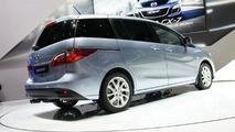 2011 Mazda5 live in Geneva 03.03.2010
