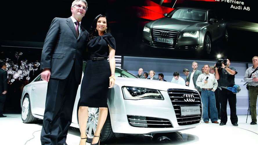 CEO declares Audi brand will be world's No. 1 premium automaker