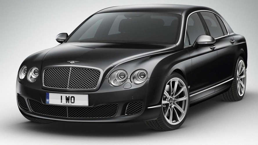 Bentley Continental Flying Spur Arabia special edition launched exclusively in Middle-East
