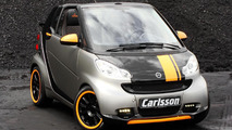 smart forTwo upgrades by Carlsson
