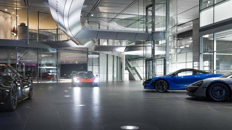 McLaren's 'most extreme' road auto costs $1 million