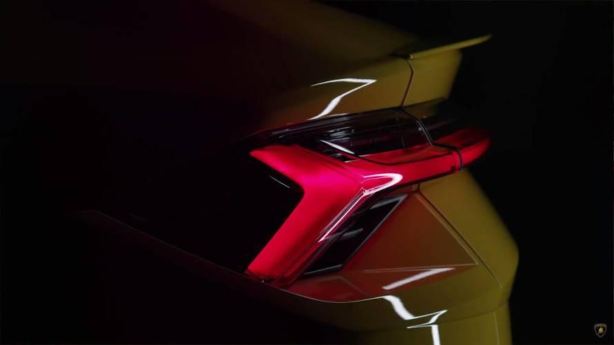 Lamborghini Urus 2018, nuevo teaser