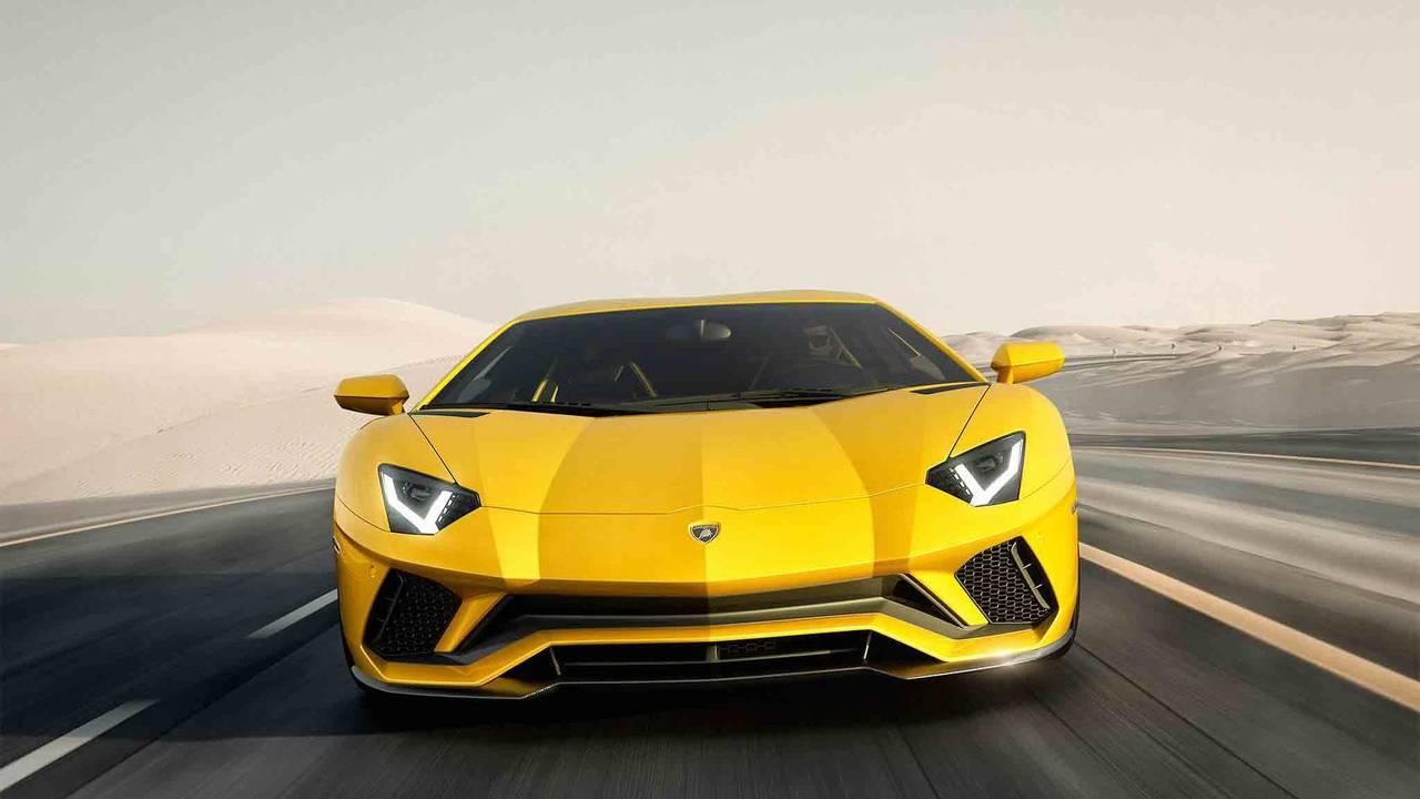 Lamborghini 6 Adet