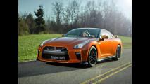 Nissan GT-R restyling e le concorrenti