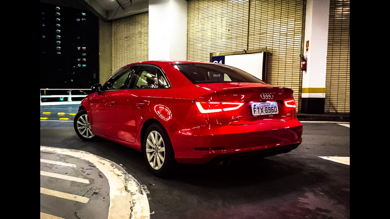 Audi A3 Sedan em promoção sai por R$ 97.990 até o fim do mês
