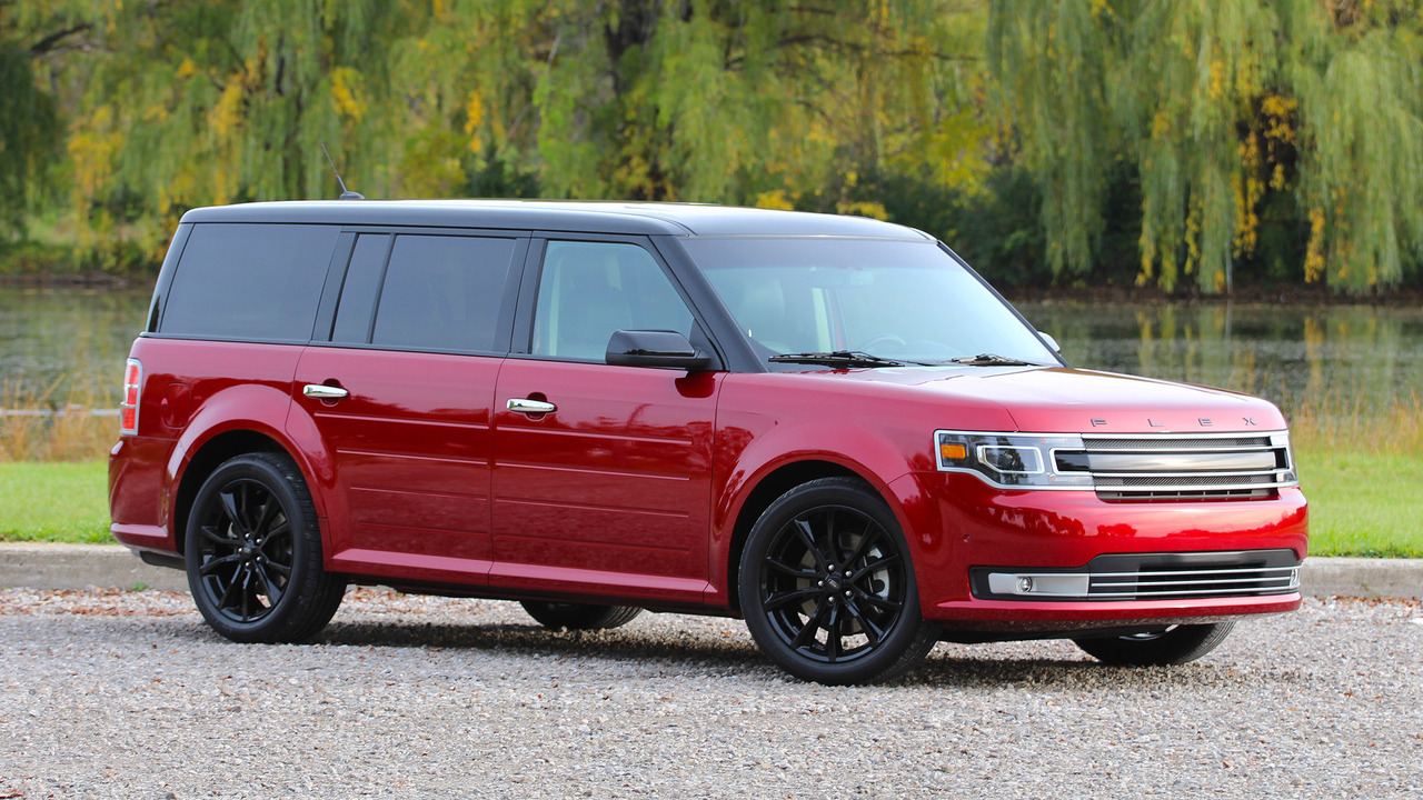 2016 Ford Explorer Towing Capacity >> 2016 Ford Flex Review: Minivan for cool dads