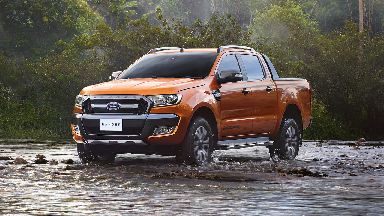 2019 Ford Ranger Rendering 2015 Wildtrak