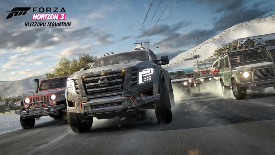 Forza'nın son ek paketi içinizi donduracak