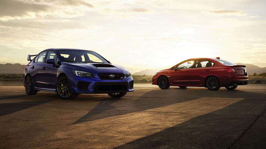 2018 Subaru WRX ve WRX STI yenilendi