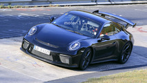 2017 Porsche 911 GT3 is not shy to show discreet facelift