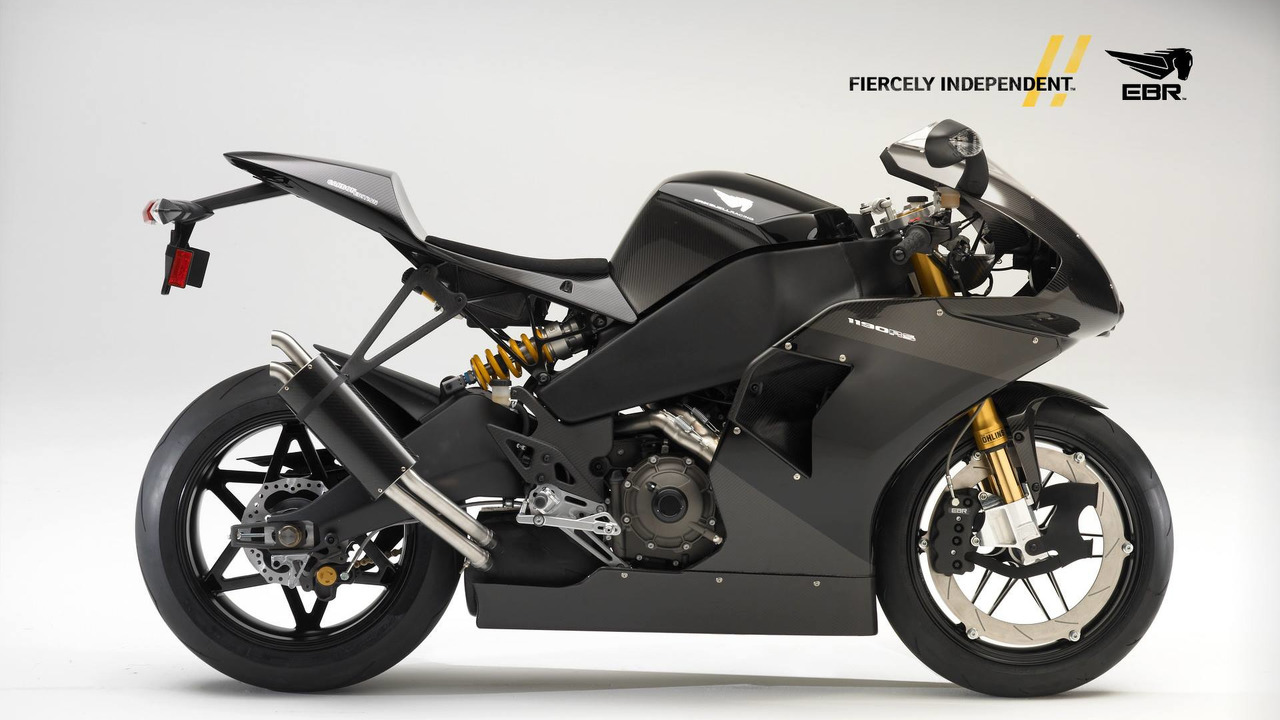 Erik Buell Racing Motorcycles