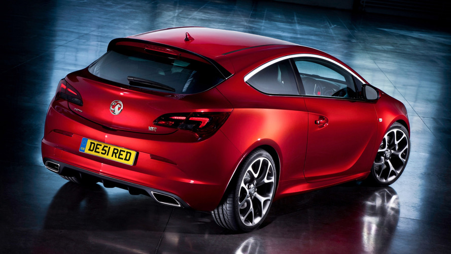 Vauxhall axes Zafira and Astra GTC
