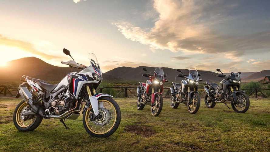 Honda, líder de ventas de motos en España durante 2017