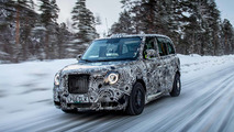 New Electric London Taxi From LTI