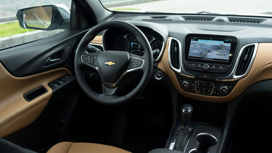 2018 Chevy Equinox First Drive Lighter Smarter Better