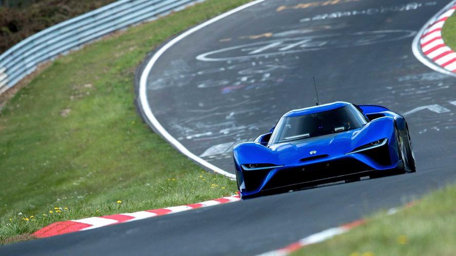 Nürburgring tacı yine el değiştirdi - yeni kral Nio EP9!