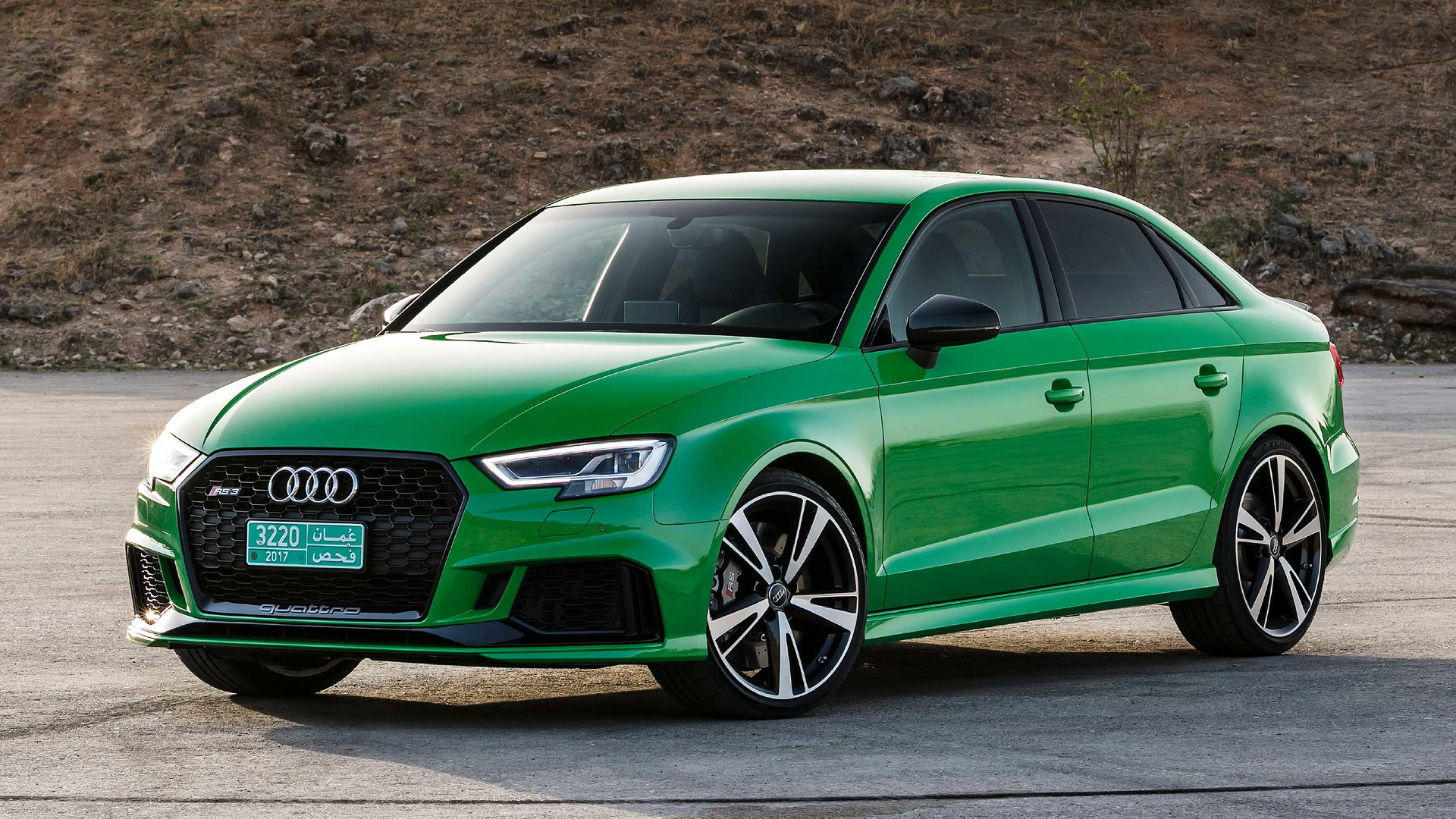 2018 Audi Rs3 Sedan First Drive The No Compromise Compromise