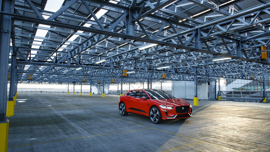 Jaguar - L'I-Pace de série présenté en septembre ?