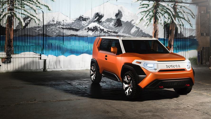 Toyota FT-4X Concept - L'aventure pour les citadins