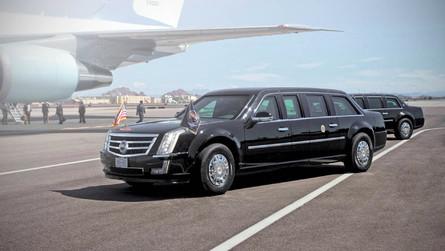 Les voitures officielles des chefs d'état