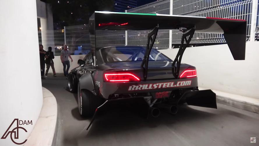 Brill Steel Nissan Silvia at Top Marques Monaco