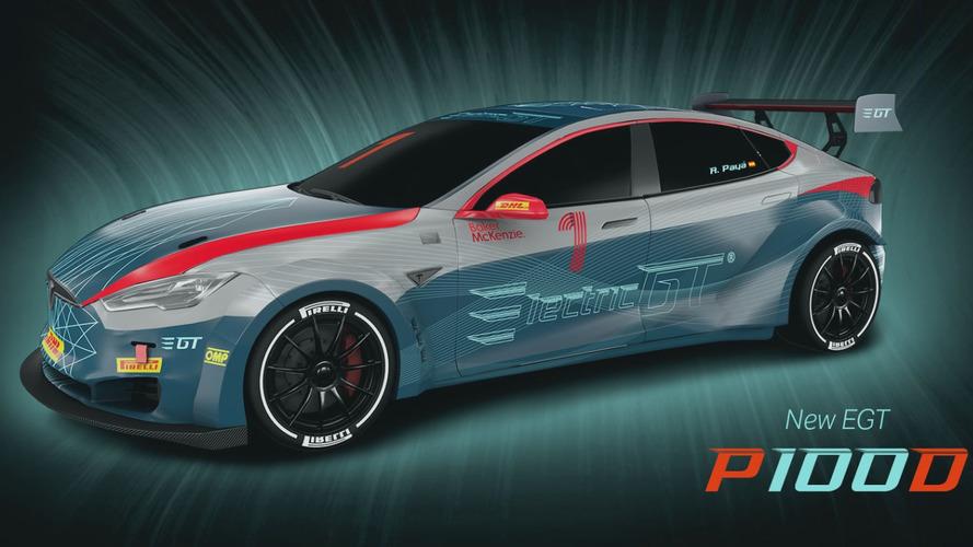 Tesla P100DL'nin teknik detayları