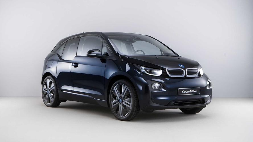 BMW i3 Carbon Edition, 20 inçlik jantlarla geldi