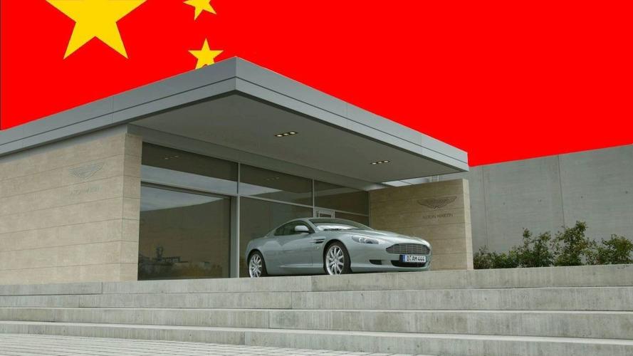 Aston Martin Expands into China