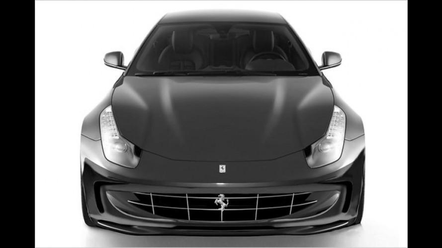 Fast 890 PS: Giganten-Power für den Ferrari FF