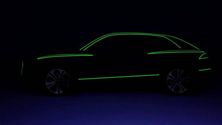 Audi'nin Facebook'taki teaser'ı Q8'e mi ait?