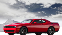 2015 Dodge Challenger SRT / 2015 Dodge Challenger SRT Hellcat Hellcat