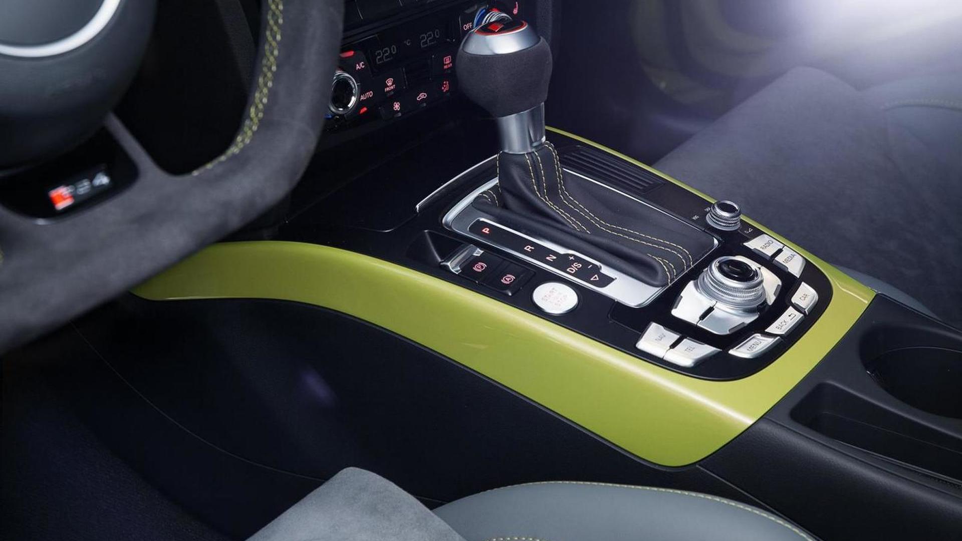Центральный тоннель Audi RS4 Avant от Audi Exclusive