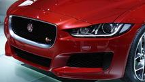 Jaguar XE S at 2014 Paris Motor Show