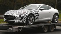 2015 Jaguar F-Type AWD spy photo