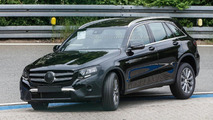 Mercedes-Benz GLC spy photo
