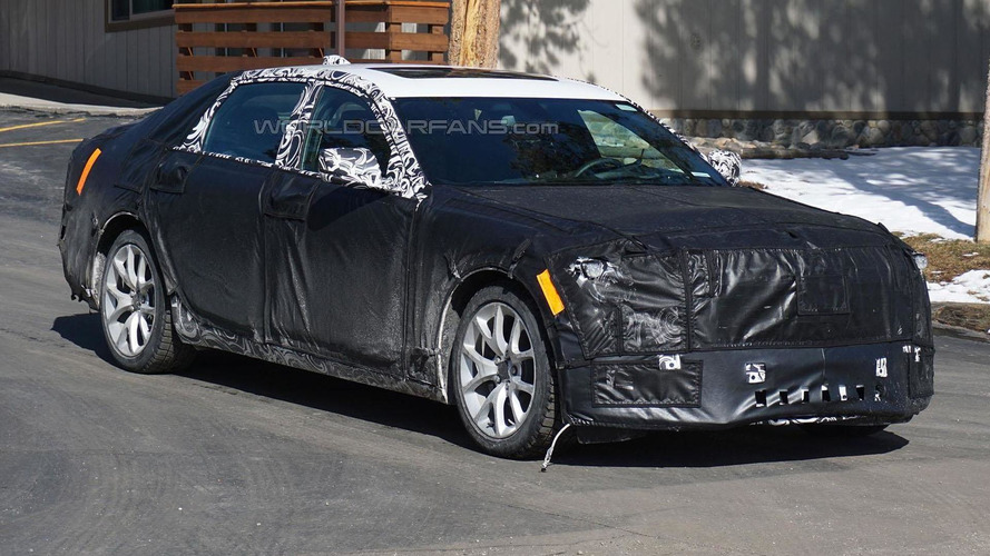 Cadillac introduces their new twin-turbo 3.0-liter V6 engine, will debut in the CT6 [video]