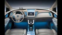 Luxgen Neora EV Sport Sedan Concept