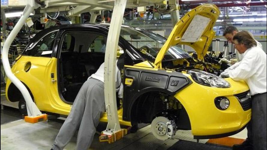 Opel: 4 miliardi di euro di investimenti entro il 2016