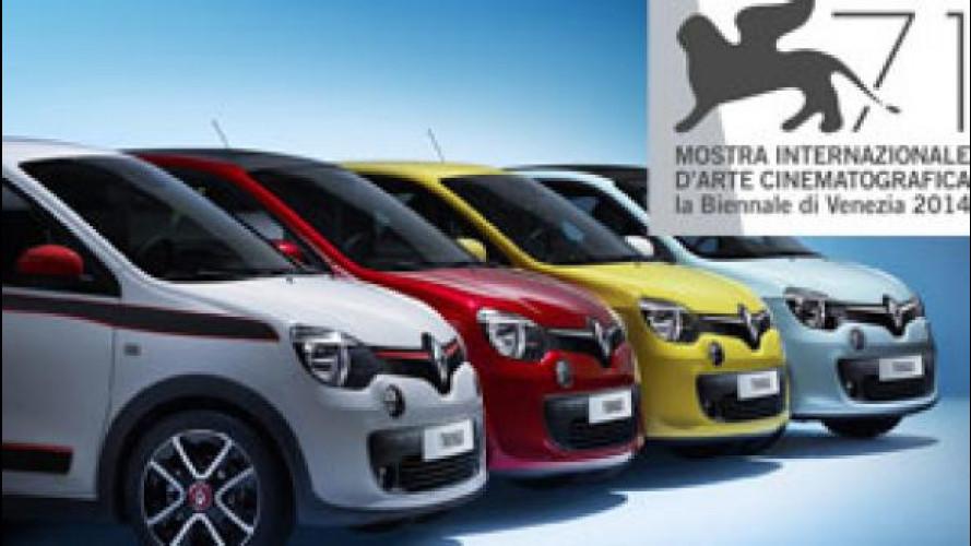 Renault sul red carpet di Venezia