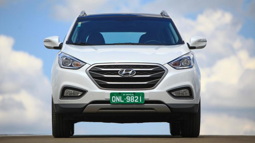 Hyundai ix35 ganha central multimídia com Android Auto e Apple CarPlay