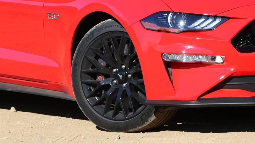 2018 Ford Mustang: İlk Sürüş