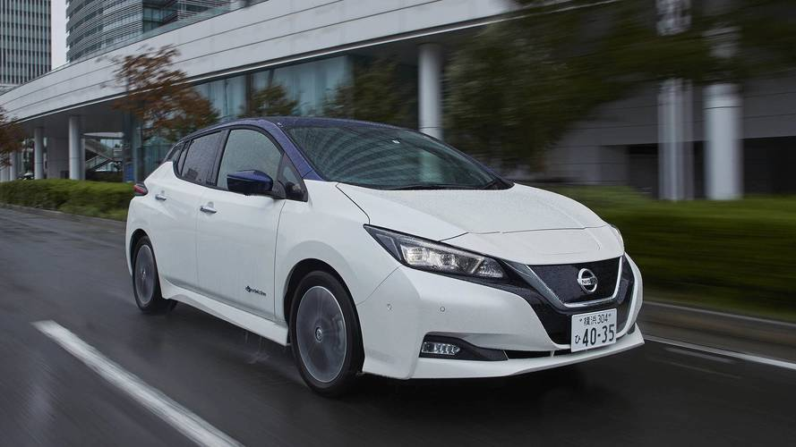 Nissan confirma chegada do novo Leaf ao Brasil entre janeiro e março de 2019