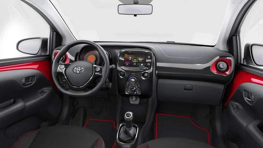 Toyota AYGO x-cite 2018